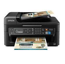 Epson WorkForce WF-2630 Wireless Business AIO Color Inkjet printer, scanner, Fax