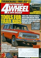2015 Petersen's 4 Wheel & Off-Road Magazine: Tools for Trail Rigs/Wagon/Axel