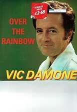 VIC DAMONE LP ALBUM OVER THE RAINBOW