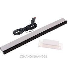 Sensor Barra Captuer Con Cable Rayos Infrarrojos Para Nintendo Wii & Wii U