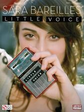 Sara Bareilles Little Voice Sheet Music Piano Vocal Guitar SongBook NE 002501136