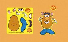15 Make Your Own Mr Potato Head Stickers - Party Favors