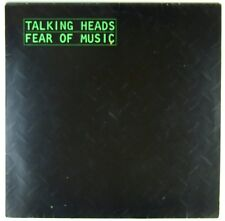 "12"" LP-Talking Heads-Fear of Music-m940-Slavati & cleaned"