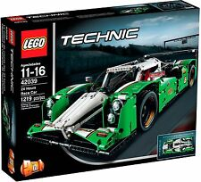 Lego Technic 42039 24 Hours Race Car - Brand New Factory Sealed