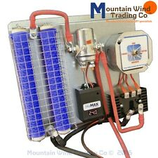 Charge controller 48 volt DIG with 3 phase brake switch 4 wind turbine & solar