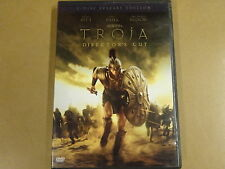 2-DISC SPECIAL EDITION DVD / TROJA ( BRAD PITT, ORLANDO BLOOM... )