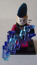 Légo 71017 Minifig Figurine Série Batman Movie Mime Socle Fiche