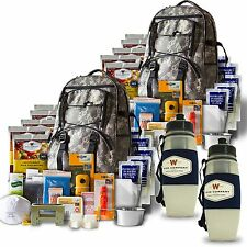 Emergency Survival Food Supply Ultimate 5 Day Bugout Backpack 2 Adults Wise Prep