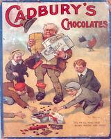 Cadbury Chocolate - Vintage Art Print Poster - A1 A2 A3 A4 A5