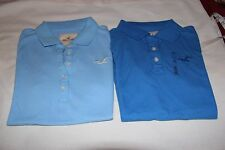 Hollister Womens Polo Solid  Size small-NWT