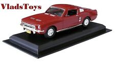 Amercom 1:43 scale Legendary Cars Red Ford Mustang - 1967 ACSD13 USA Dealer