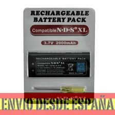 Batería Recargable de Ion-Litio NDSI XL 3,7v 2000mah