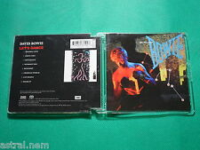 SACD DAVID BOWIE Let's Dance RARE 2003 Hybrid SACD REMASTERED DSD Super Audio CD