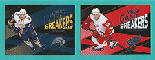 2010-11 Upper Deck Victory Hockey Game Breakers Inserts - U Pick to Complete Set