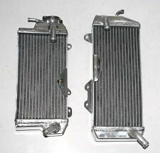 Aftermarket Aluminum Radiator fit for 2009-2010 Kawasaki KX450F New left right