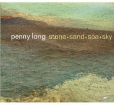 Stone + Sand + Sea + Sky by Penny Lang CD NEW FACTORY SEALED FREE SHIPPING