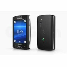 Sony Ericsson Xperia Mini Pro - Black Locked (O2) Mobile Excellent Condition