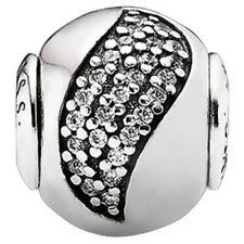 HAPPINESS AFFIRMATION Essence of You  .925  Sterling European Charm