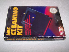 NES CLEANING KIT - Nintendo NES - VG COND - Boxed & Complete