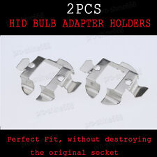HID Conversion Xenon Bulbs Holders Adapters Adaptor H7 For Audi A6 Ford Acura