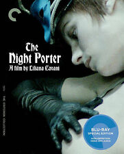 The Night Porter (Blu-ray Disc, 2014, Criterion Collection) SEALED!