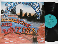 BLUE CHEER -Highlights And Lowlives- LP