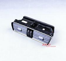 OEM Black Paint Dash Board Central Chrome Air Vent Fit For VW Passat B6 B7 CC