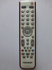 PREMIERE PHILIPS UNIVERSAL TV REMOTE CONTROL SRU5020PR battery hatch missing