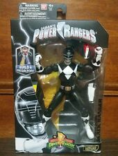 2017 Mighty Morphin Power Rangers Legacy Collection BLACK RANGER BAF Megazord