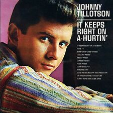 Johnny Tillotson - It Keeps Right on A-Hurtin [New CD] UK - Import