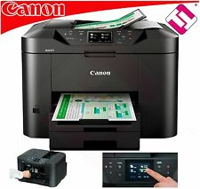 MULTIFUNCION IMPRESORA CANON COLOR MAXIFY MB2750 FAX ADF WIFI CLOUDLINK ETHERNET