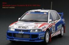 HPI #8554 Mitsubishi Lancer Evo III (#10) 1995 Safari Rally 1/43 model