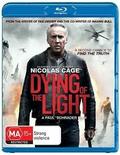 Dying Of The Light (Nicolas Cage) - New/Sealed Blu Ray Region B