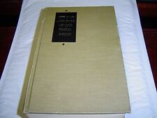 THE RISE AND FALL OF THE THIRD REICH by WILLIAM L. SHIRER (1960) HARDCOVER