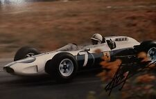 JOHN SURTEES FERRARI F1 HAND SIGNED 12X8 PHOTO 6.
