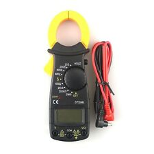 NTC Clamp Multimeter Ampermeter  DT3266L Digital Clamp Meter Free Shipping