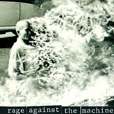 RAGE AGAINST THE MACHINE : RAGE AGAINST THE MACHINE (CD) sealed