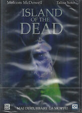 Dvd **ISLAND OF THE DEAD** nuovo 2000