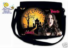 Sac bandoulière moyen modèle chica vampiro réf 38 personnalisé avec prénom