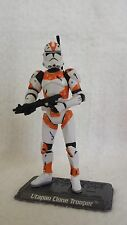 Star Wars The Saga Collection Utapau CLONE TROOPER action figure TSC #26 ROTS