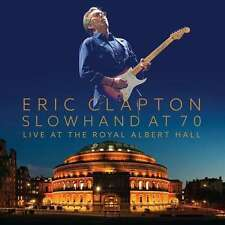 Eric Clapton - Slowhand At 70: Live At The Royal Albert Hall , 2CD + DVD Neu