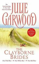 The Clayborne Brides (One Pink, White, Red Rose) - Julie Garwood (PB)