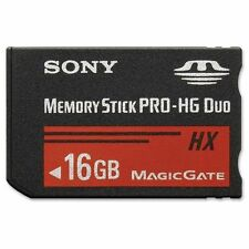 For Sony 16GB PSP Camera Memory Stick MS Pro Duo HX Media MagicGat Memory Card