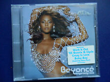 Beyonce Dangerously in love 17 track 2003 Australian CD album bonus track Daddy