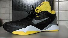 2011 Nike Zoom Kobe VII 7 Supreme Black White Del Sol Basketball US 9 488244-001