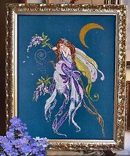 "COMPLETE XSTITCH MATRLS  ""FAIRY OF DREAMS-THE GUARDIAN"" RL34 by Passione Ricamo"
