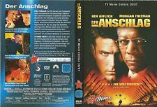 Der Anschlag - Ben Affleck / TV-Movie-Edition 20/07 / DVD