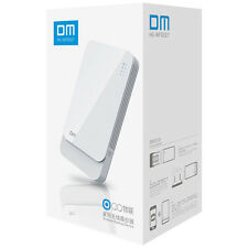DM H5 WFD027 Wireless WIFI Smart HDD Enclosure WIFI Internet Sharing White