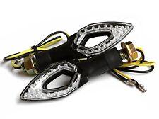 LED Frecce Spie Di Segnalazione - Yamaha R1 R6 R6S FZ6 FZ8 FZ1 Fazer 600 1000