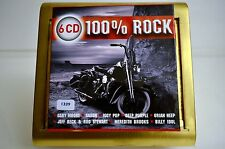 CD1339 - Various Artists - 100% Rock Volume 1 - Compilation